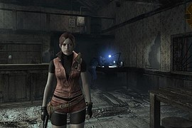 RE2 Classic Claire v2.1