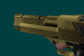 Gold IMI Desert Eagle MKXIX Final