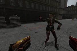 CSO Female Models CT & T Pack