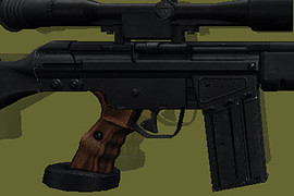 PSG-1 SD + Animations