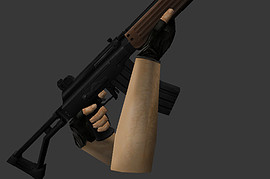 IMI Galil HD