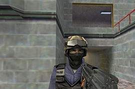 Counter-Strike 1.5 Players for HL