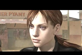 Jill in Black Suit - Replace Sheva