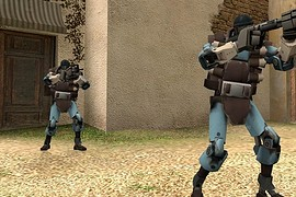TF2 MvM Robots CT Pack