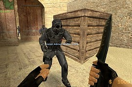 CS 1.6 Counter-Terrorists Faction