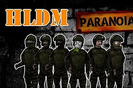 Paranoia Spetcnaz Pack for HLDM