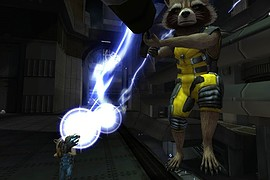 Rocket Raccoon Final