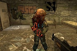 Rebel Zombie for Half-Life 2