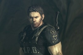 Chris BSAA in R.P.D. Reborn