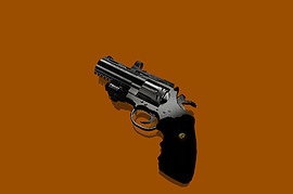 Colt Phyton .357 with lasersight