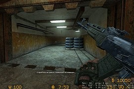 Counter-Strike Source SWOF