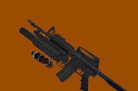 BMS M4A1 Alpha Beauty