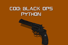 Colt Anaconda from CoD: Black Ops