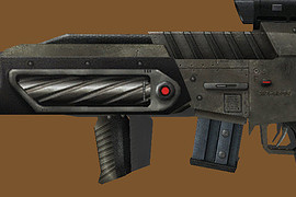 Assault Rifle from SiN Episodes: Emergence