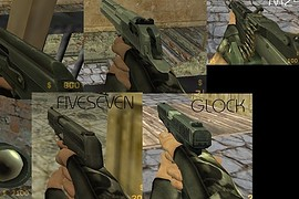 XTCS (CS:Source) Weapon Models Pack
